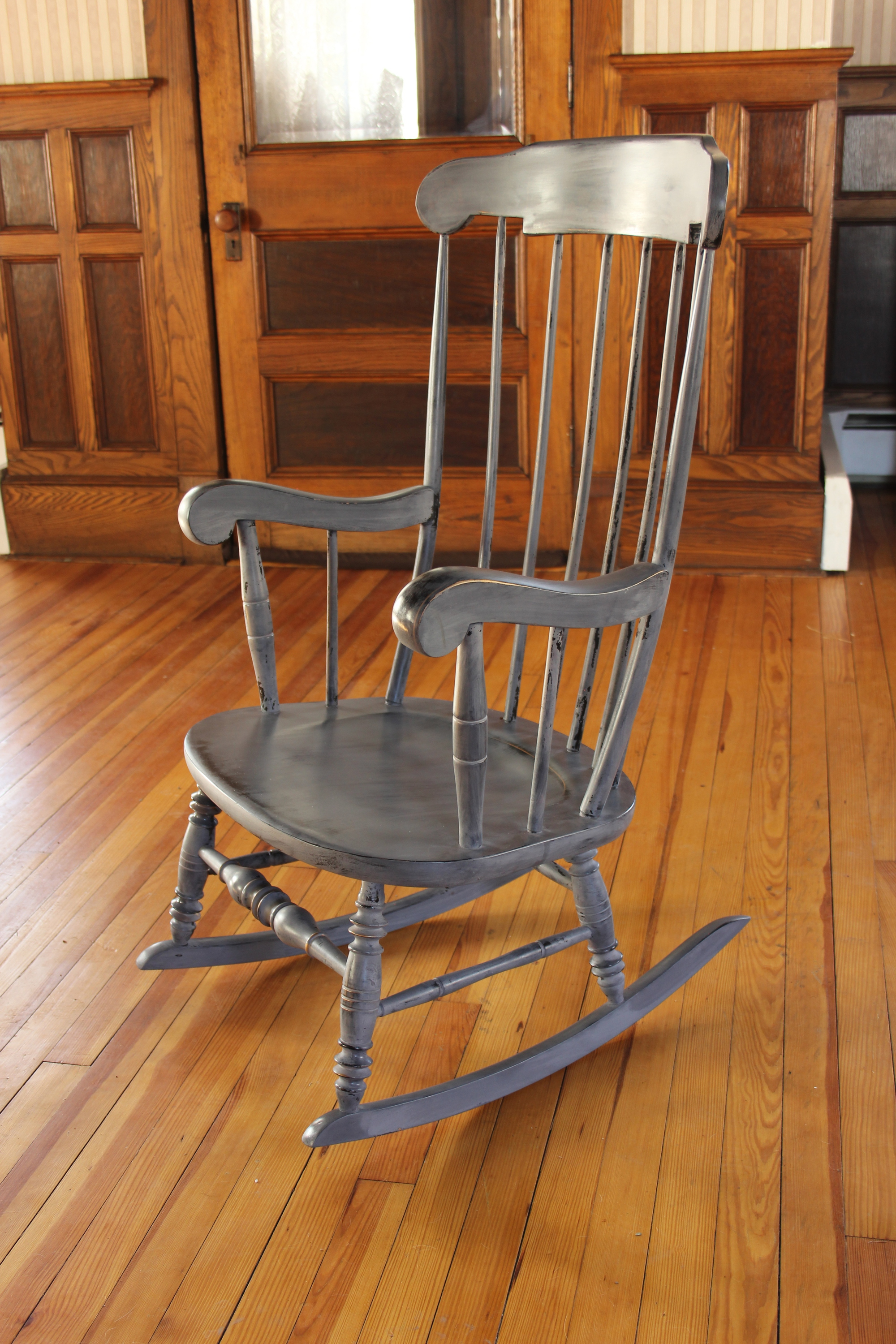 Rocking Chair – The Farmhouse Project